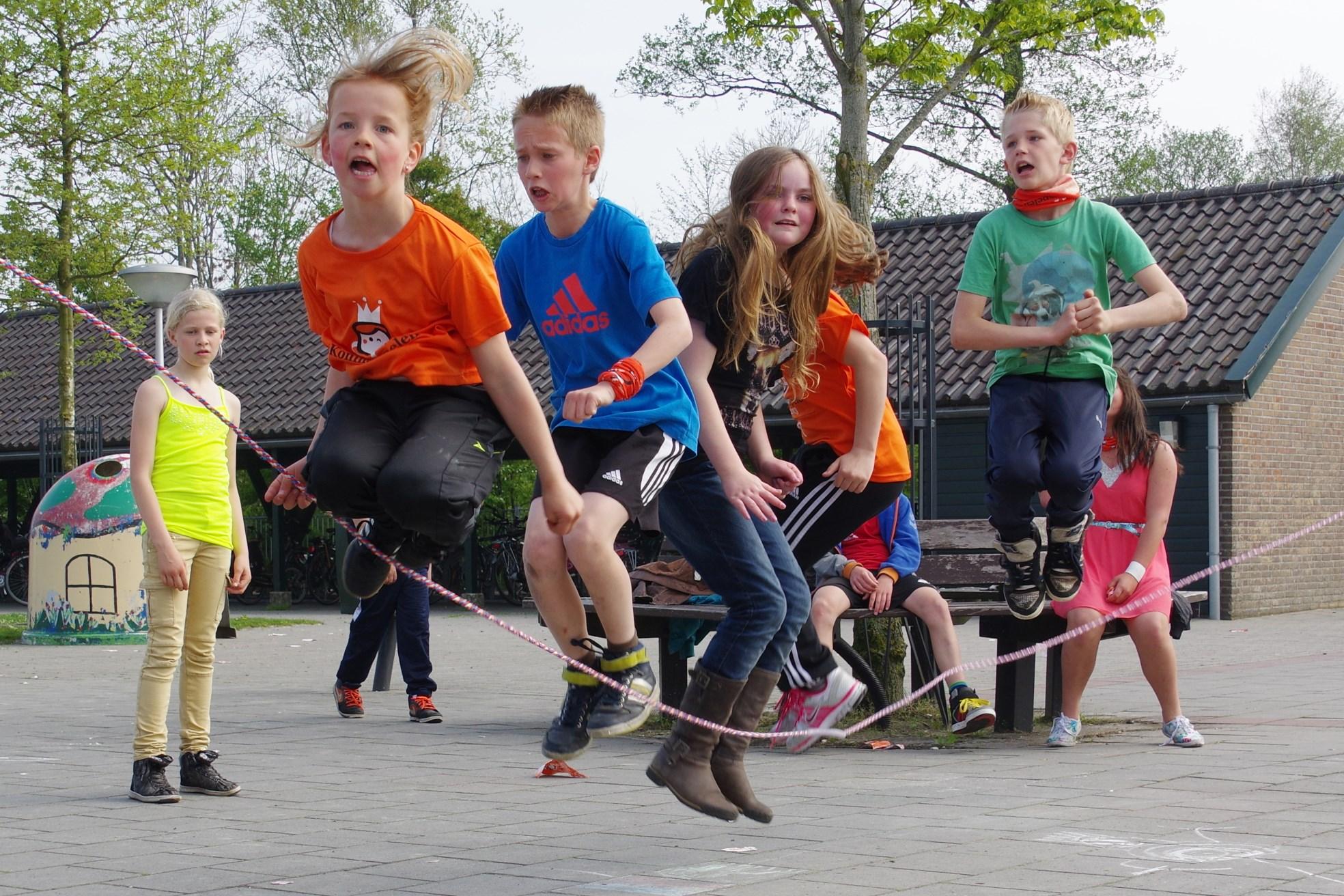 Koningspelen school