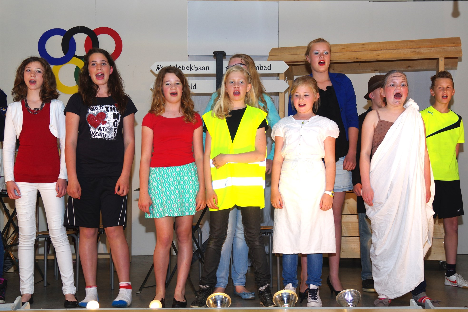 Musical Heida school 2014