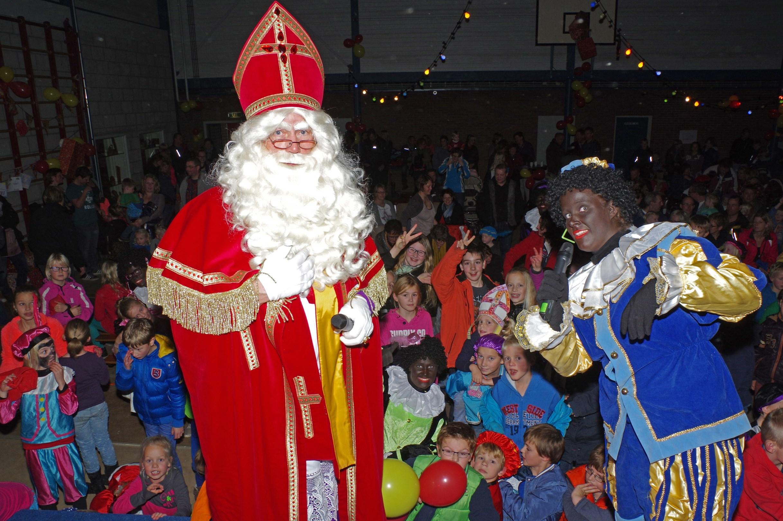 Sinterklaas aankomst 2014