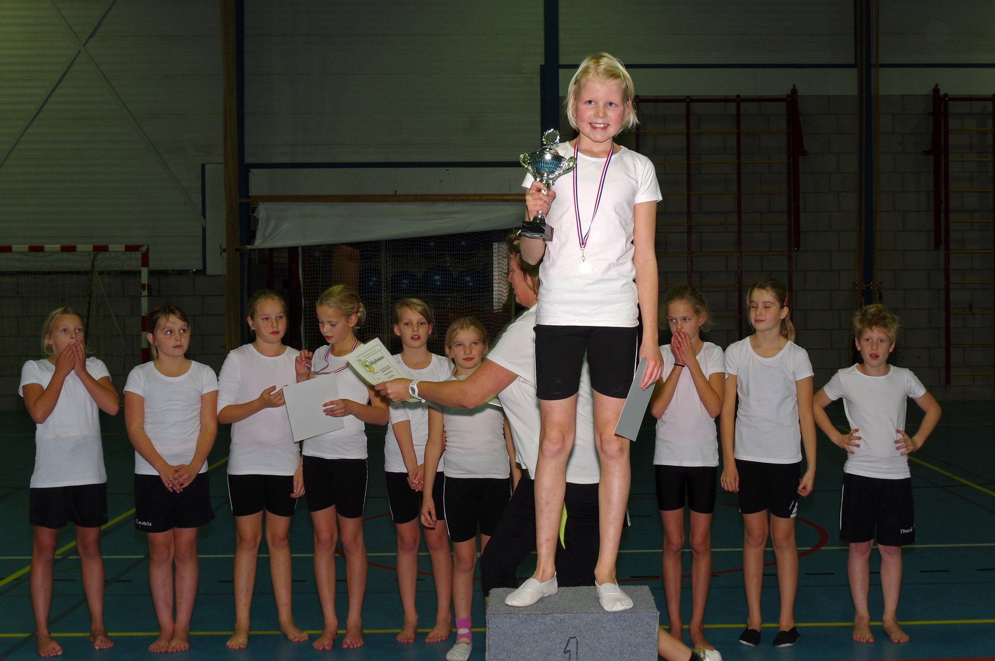 Sparta H. clubkampioen