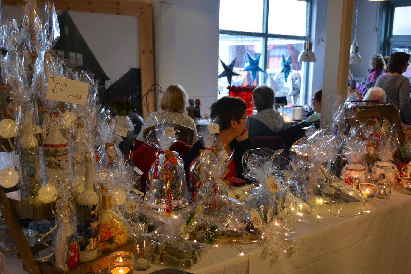 kerstmarkt proemenust