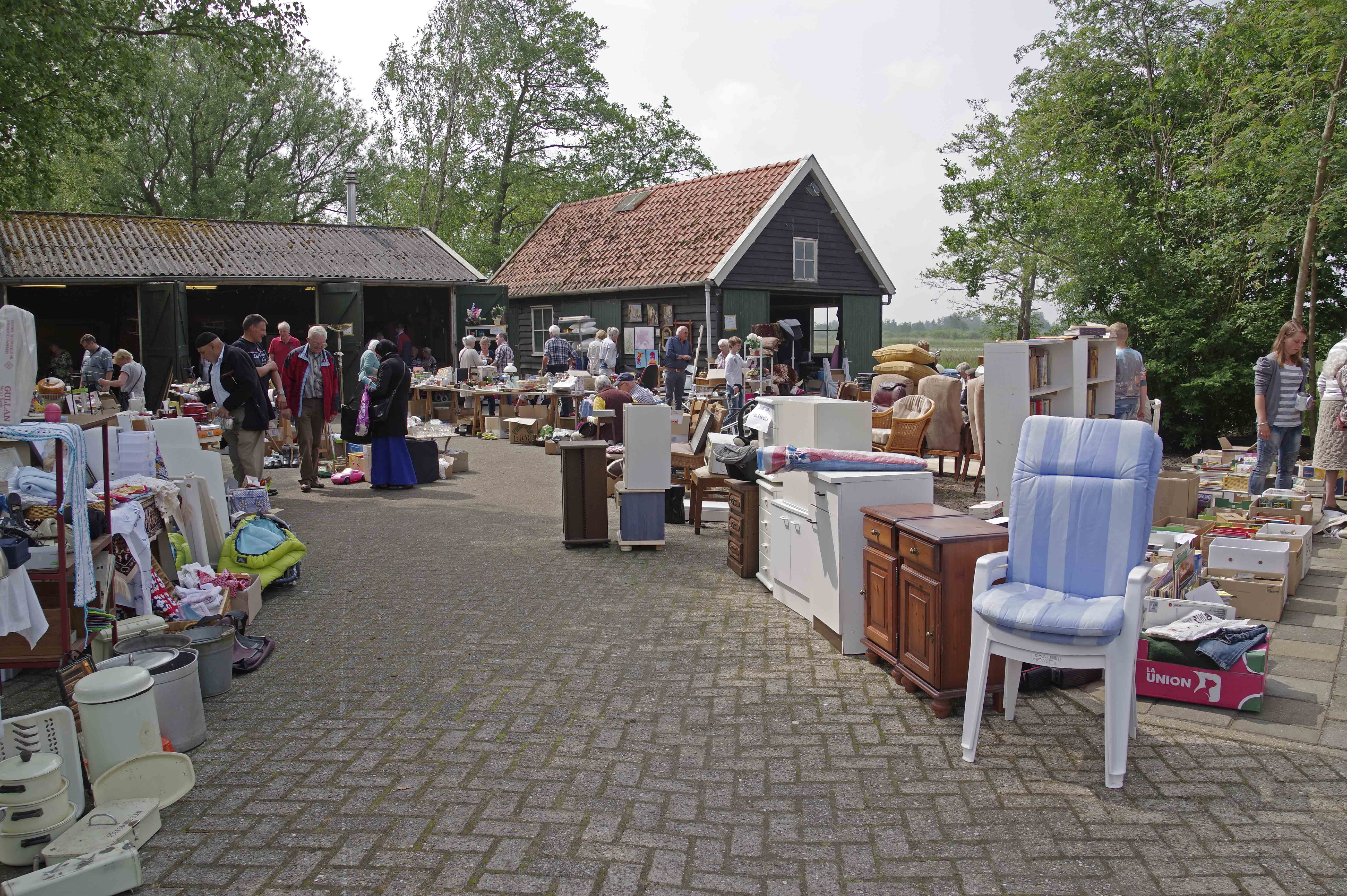 Rommelmarkt Nijetrijne