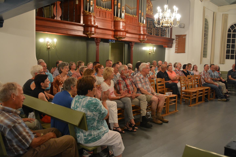 vrijwilligersavond kerk