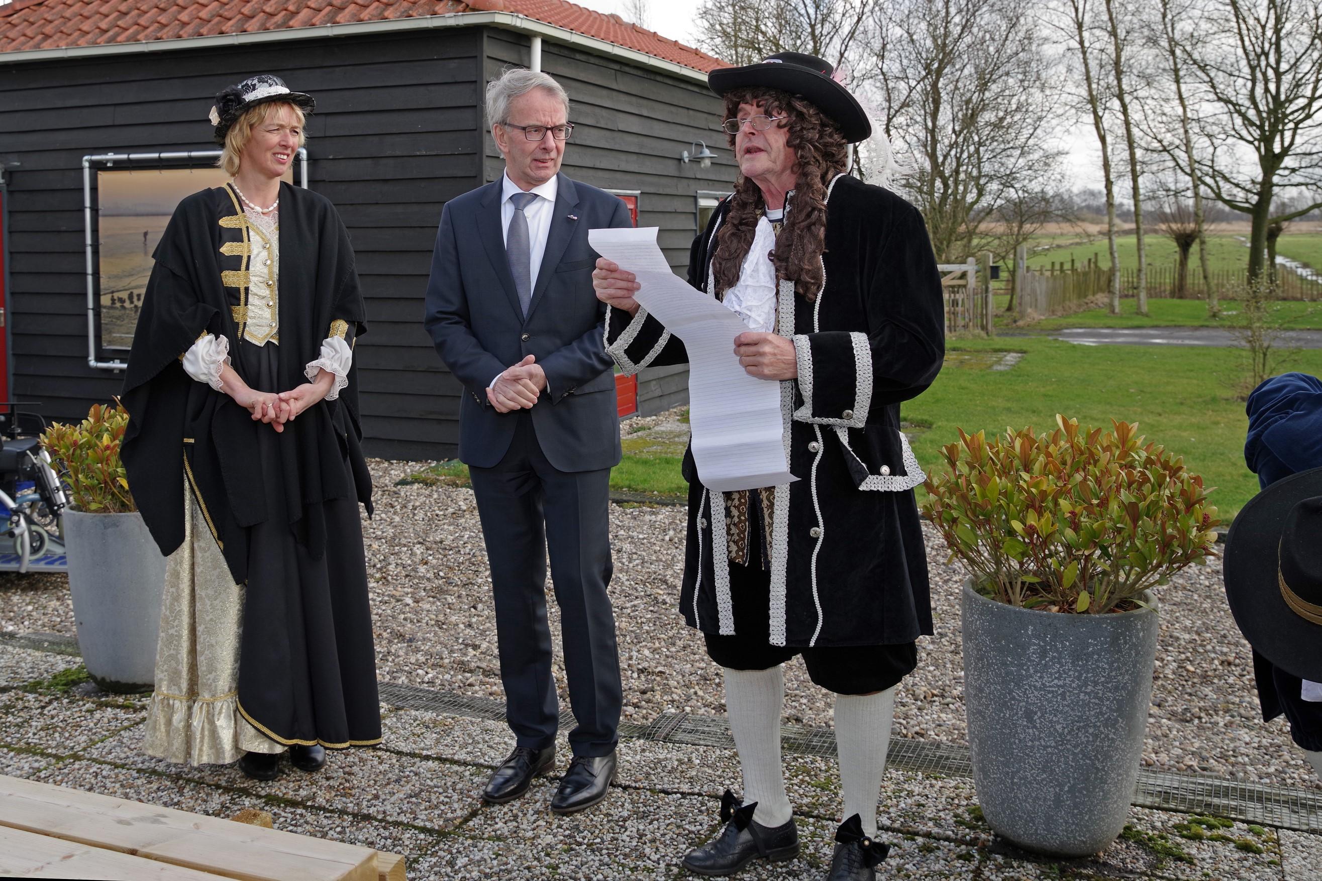 Pieter Stuyvesant kuiertocht 2017