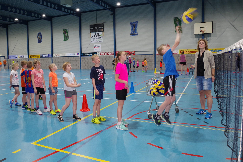 Koningsspelen school 2018