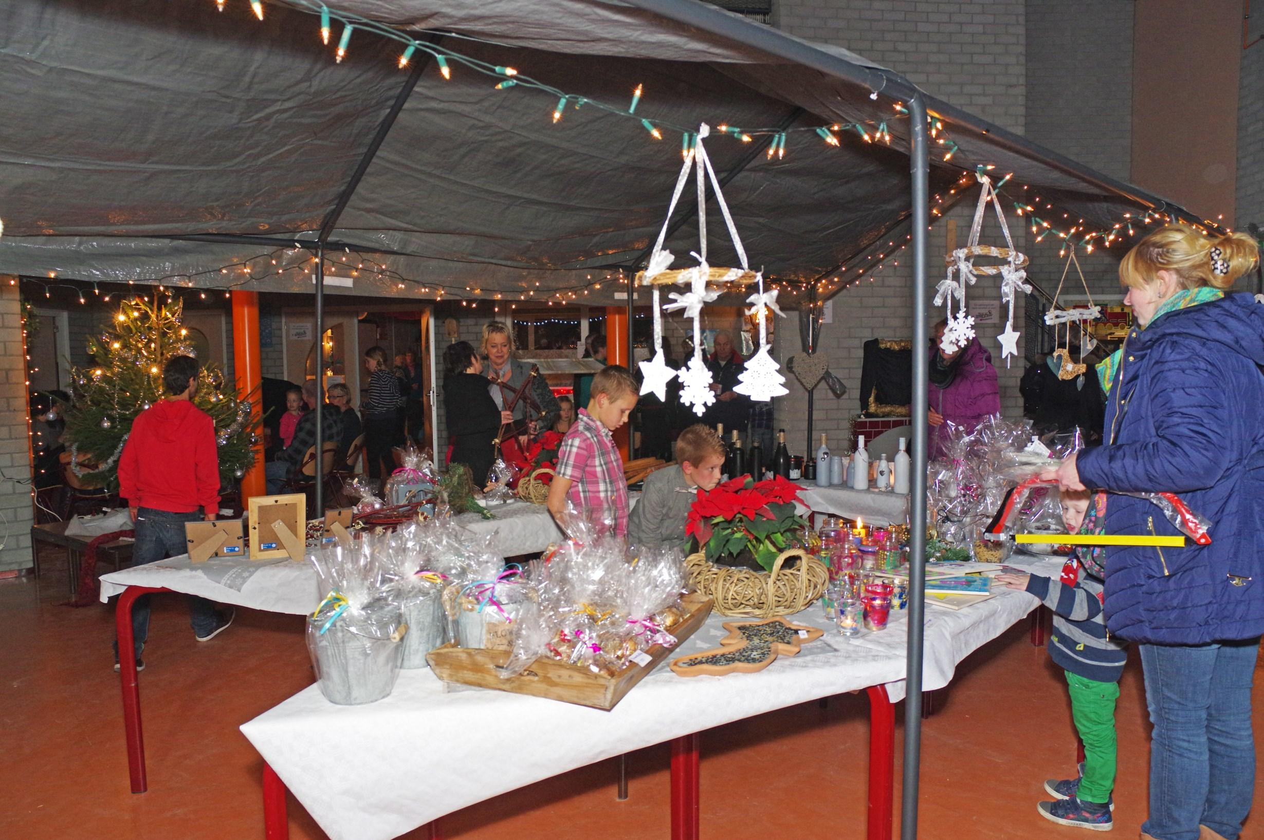 Kerstfair op de Baggelaar