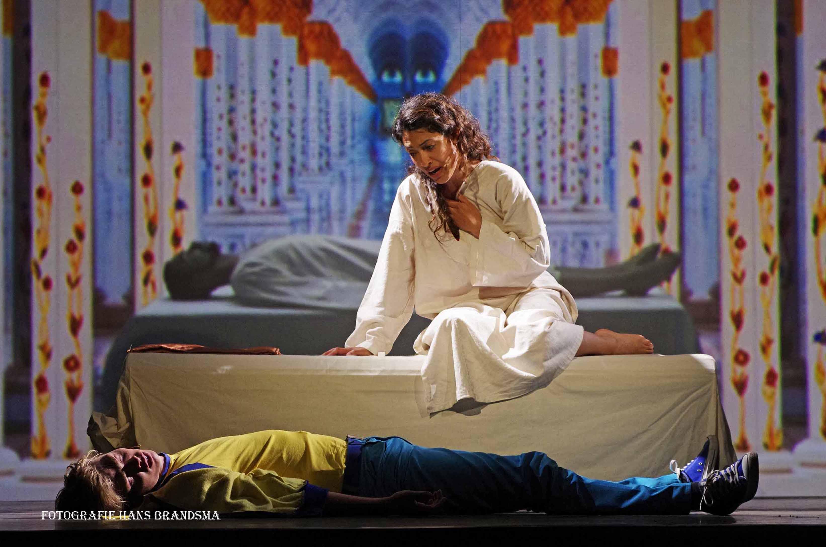 Opera Spanga Romeo en Julia