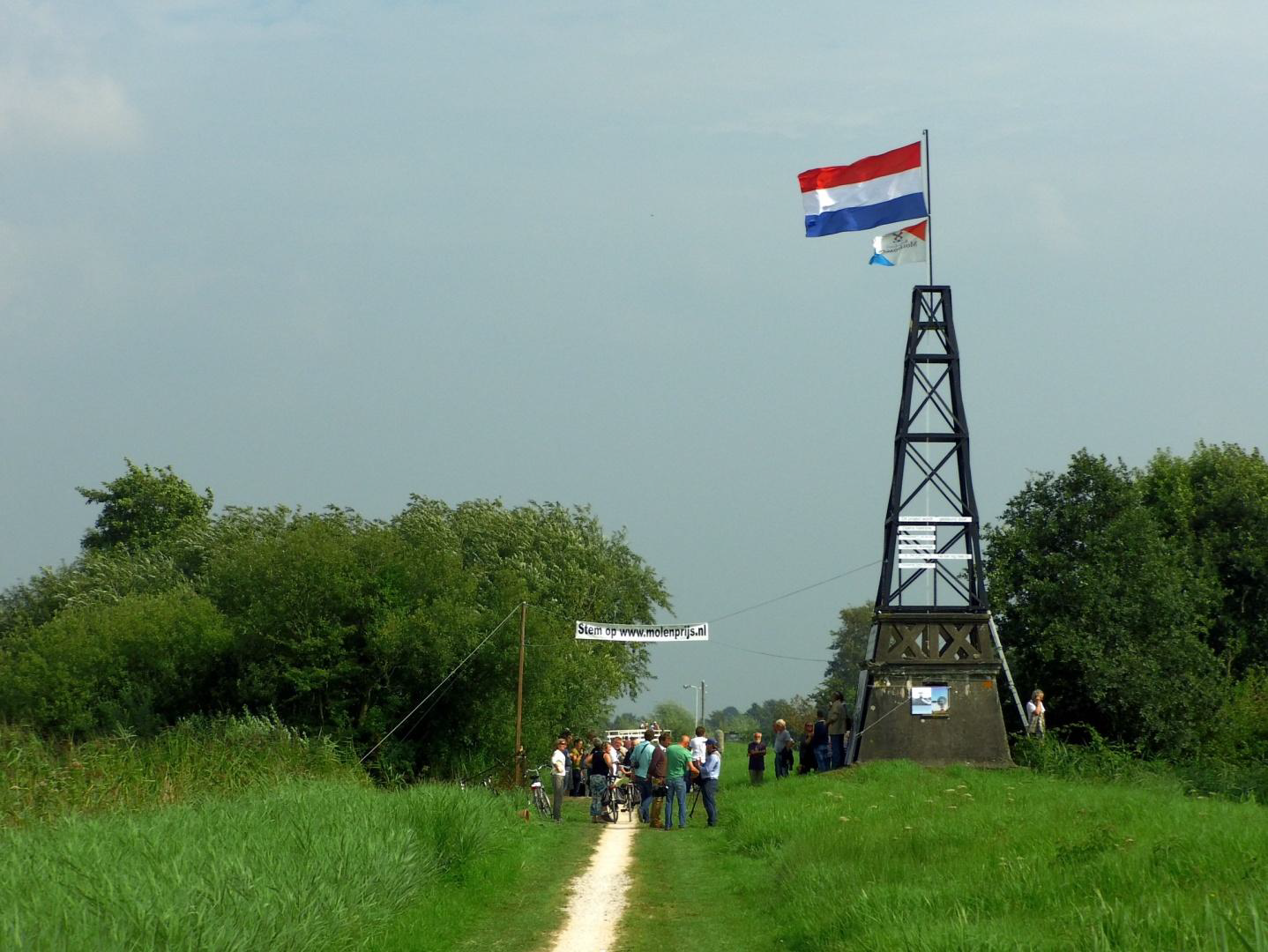Stem op de molen - Molenprijs 2013